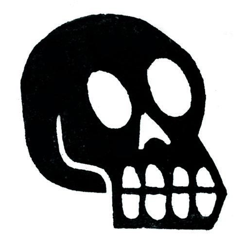 Calavera-negra